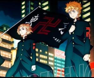 anime, mikey, and anime boys image