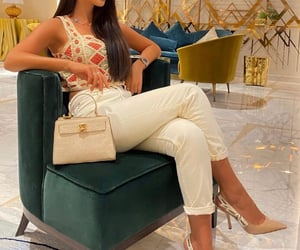 Christian Dior, outfit, and heels image