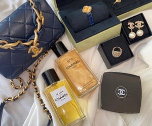 chanel, cosmetic, and products image