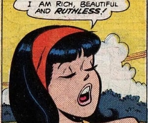 comic, Archie, and rich image