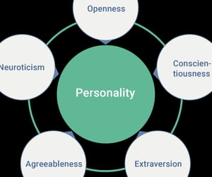 personality and improve personality image