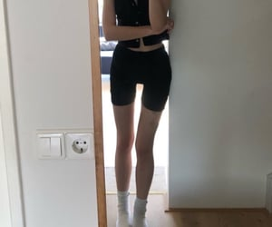 aesthetic, hourglass, and thin image