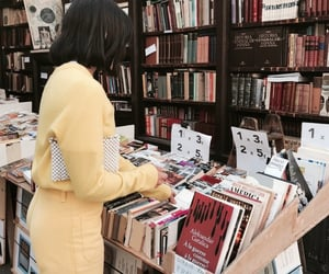 books, casual, and reading image