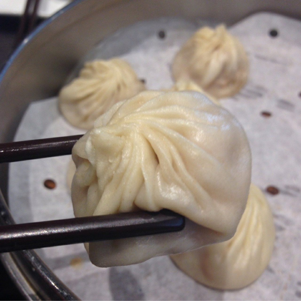 dumpling, korean, and theme image