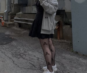 air force, alt, and fishnets image