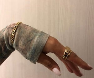 jewelry, nails, and style image