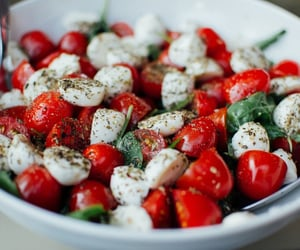 delicious, food, and salad image