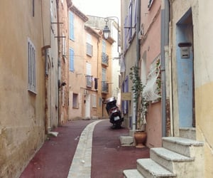aesthetic, street, and travel image