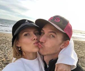 boyfriend, girlfriend, and lovers image