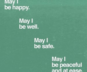 happy, peaceful, and safe image