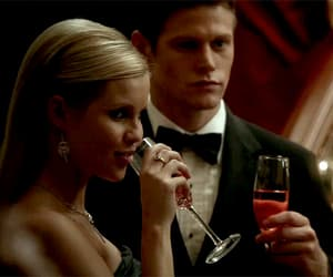 gif, the vampire diaries, and claire holt image