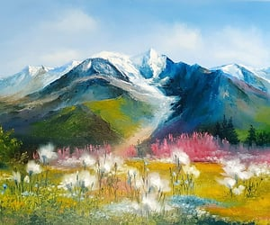 artist, paintings, and ovlgrouponlinestore image
