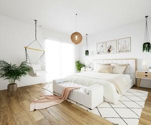 beautiful, bedroom, and cgi image