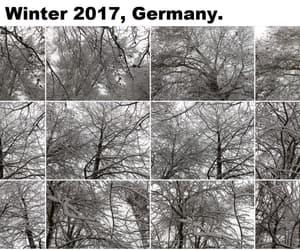 deutschland, winter, and schnee image