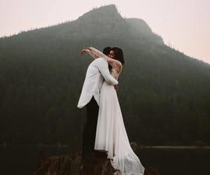 article, bride, and bridesmaid image