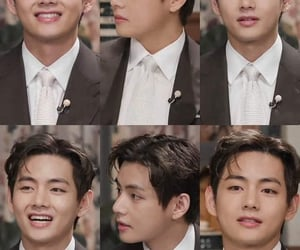 handsome, idol, and bts image