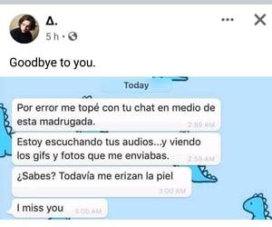 chat, estúpidas tonterías, and publicación de facebook image