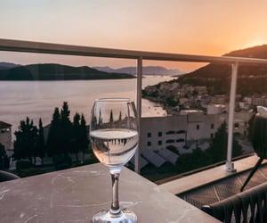 adriatic sea, beautiful, and hotel image