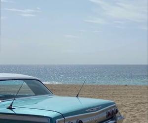 aesthetics, beach, and blue image