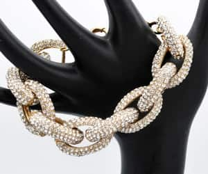 etsy, chain bracelet, and link bracelet image