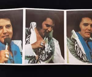 Elvis Presley, music lover, and the king image