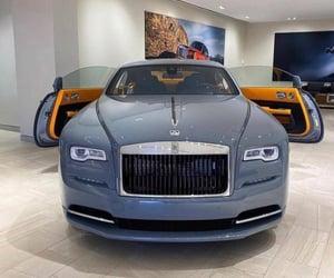 dream car, rich, and success image