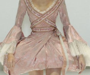 angelic, dress, and beautiful image
