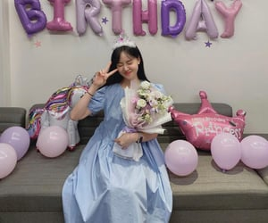 birthday, little, and korean model image