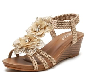 beach, roman, and wedges image