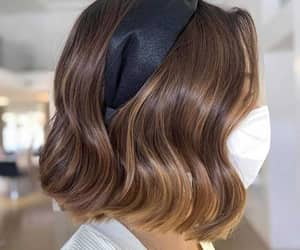 cabelo feminino, salaovirtual, and short bob image