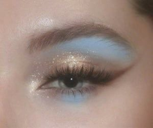 baby blue, beauty, and blue image