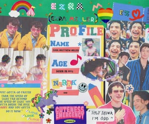 actor, stickers, and the perks of being a wallflower image