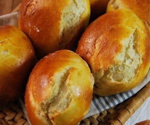 bakery, bread, and yummy image
