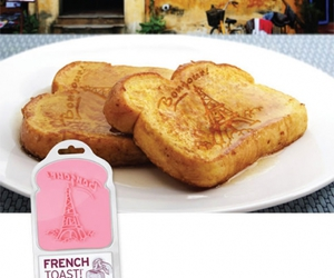 food, delicious, and french toast image