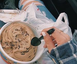 food and icecream image