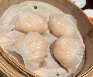 dumplings, foodie, and HK image