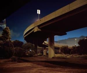 abandoned, aesthetic, and bridge image
