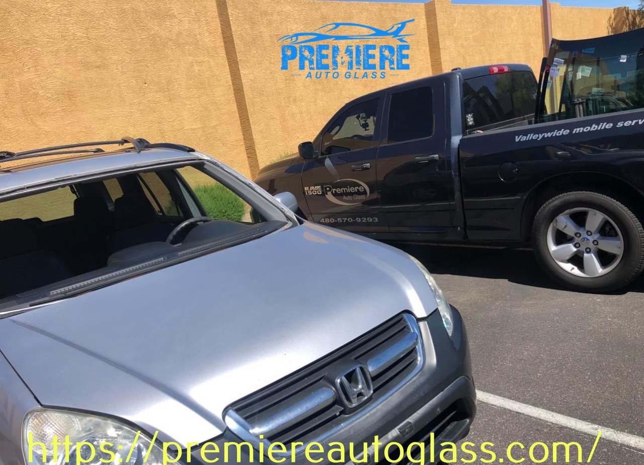 article, windshield replacement, and auto glass repair image