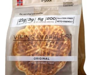 waffles and protein waffles image