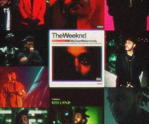 abel, theweeknd, and love image