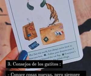 cartas, dibujo, and tarot image