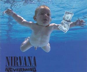 music, Nevermind, and nirvana image