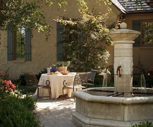 aesthetic, garden, and italy image