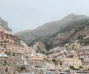 capri, italy, and trip image