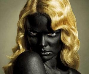 graphic design, photoshopped, and photomanipulation image