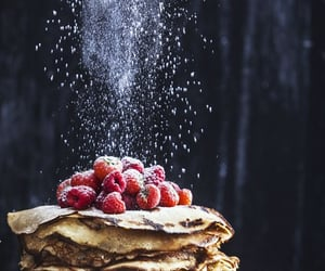 crepes, FRUiTS, and food image