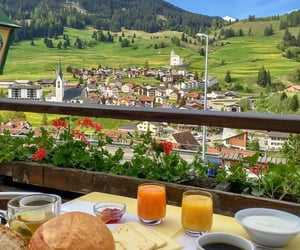 switzerland and travel image