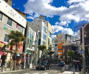 japan, kansai, and travel image