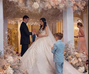 bride, princess, and dreamwedding image