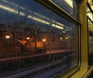 rain, aesthetic, and photography image